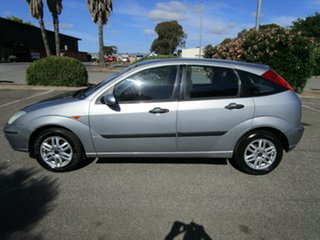 2004 Ford Focus LR SR 4 Speed Automatic Hatchback