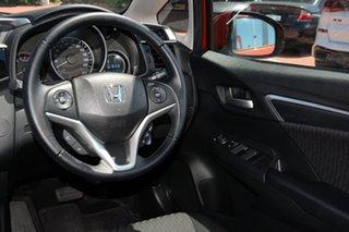 2019 Honda Jazz GF MY19 VTi-S Phoenix Orange 1 Speed Constant Variable Hatchback