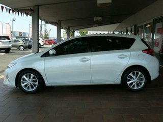 2015 Toyota Corolla ZRE182R Ascent Sport Crystal Pearl 7 Speed CVT Auto Sequential Hatchback