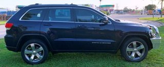 2013 Jeep Grand Cherokee WK MY2014 Limited Blue 8 Speed Sports Automatic Wagon.