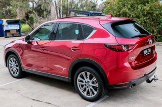 2019 Mazda CX-5 MY19 (KF Series 2) Akera (4x4) Soul Red Crystal 6 Speed Automatic Wagon.