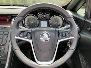 2015 Holden Cascada CJ MY15.5 Grey 6 Speed Sports Automatic Convertible