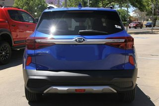 2020 Kia Seltos SP2 MY20 Sport+ 2WD Neptune Blue 1 Speed Constant Variable Wagon