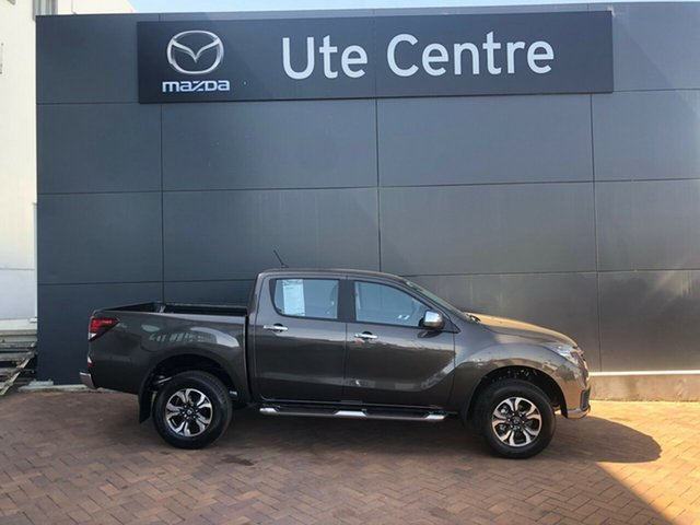 Demo Mazda BT-50 UR0YG1 XTR 4x2 Hi-Rider, 2019 Mazda BT-50 UR0YG1 XTR 4x2 Hi-Rider Titanium Flash 6 Speed Sports Automatic Utility