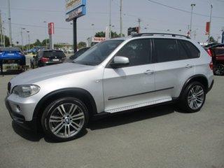 2009 BMW X5 E70 MY09 xDrive30i Steptronic Executive Silver 6 Speed Sports Automatic Wagon.