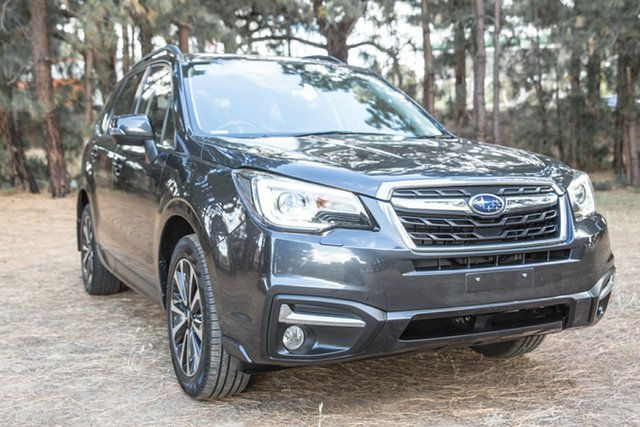 Used Subaru Forester S4 MY16 2.5i-S CVT AWD, 2016 Subaru Forester S4 MY16 2.5i-S CVT AWD Grey 6 Speed Constant Variable Wagon
