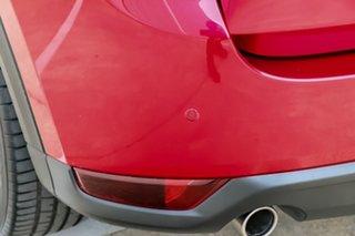 2019 Mazda CX-5 MY19 (KF Series 2) Akera (4x4) Soul Red Crystal 6 Speed Automatic Wagon