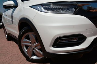 2019 Honda HR-V MY19 VTi-S White Orchid 1 Speed Constant Variable Hatchback.