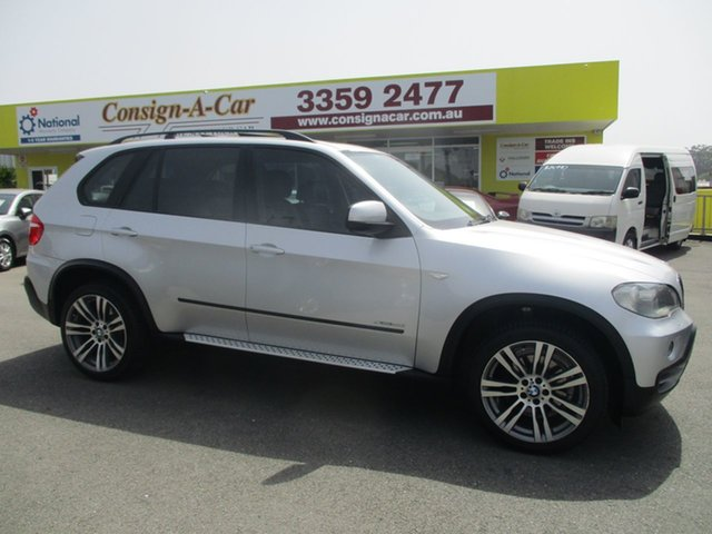 Used BMW X5 E70 MY09 xDrive30i Steptronic Executive, 2009 BMW X5 E70 MY09 xDrive30i Steptronic Executive Silver 6 Speed Sports Automatic Wagon