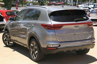 2021 Kia Sportage QL MY21 SX+ 2WD Steel Grey 6 Speed Sports Automatic Wagon.