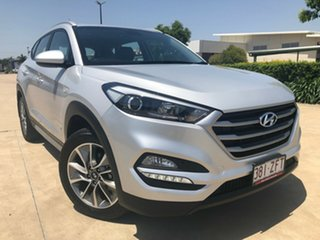 2017 Hyundai Tucson TL MY17 Active X 2WD Silver 6 Speed Sports Automatic Wagon.