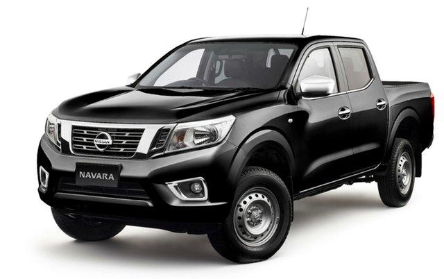 New Nissan Navara D23 S4 MY19 RX 4x2, 2019 Nissan Navara D23 S4 MY19 RX 4x2 Cosmic Black 7 Speed Sports Automatic Utility