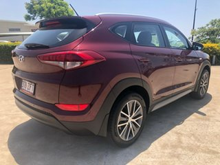 2017 Hyundai Tucson TL MY17 Active X 2WD Maroon 6 Speed Sports Automatic Wagon.