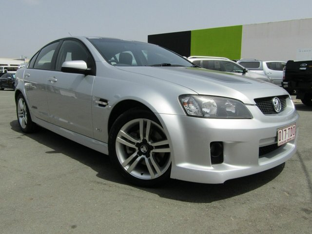 Used Holden Commodore VE MY09.5 SS, 2009 Holden Commodore VE MY09.5 SS Silver 6 Speed Automatic Sedan