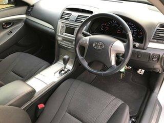 2010 Toyota Aurion GSV40R 09 Upgrade Touring SE Silver Ash 6 Speed Auto Sequential Sedan.