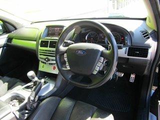 2009 FPV GT-P FG Black 6 Speed Manual Sedan