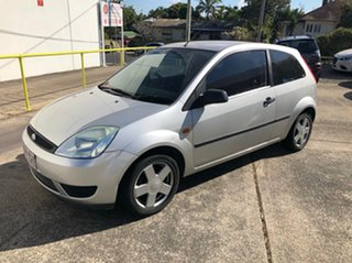 2004 Ford Fiesta WP LX Silver 5 Speed Manual Hatchback