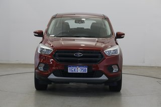 2018 Ford Escape ZG 2018.75MY Ambiente 2WD Ruby Red 6 Speed Sports Automatic Wagon.
