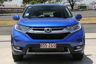 2019 Honda CR-V RW MY19 VTi-L FWD Blue 1 Speed Constant Variable Wagon