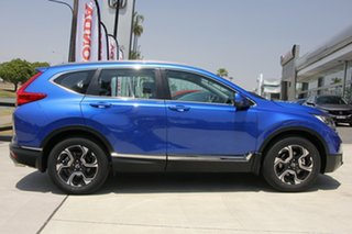 2019 Honda CR-V RW MY19 VTi-L FWD Blue 1 Speed Constant Variable Wagon.
