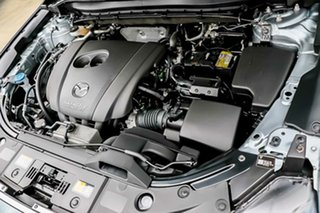 2018 Mazda CX-5 MY18 (KF Series 2) Maxx (4x2) (5Yr) Sonic Silver 6 Speed Manual Wagon