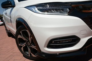 2019 Honda HR-V MY19 RS White Orchid 1 Speed Constant Variable Hatchback.