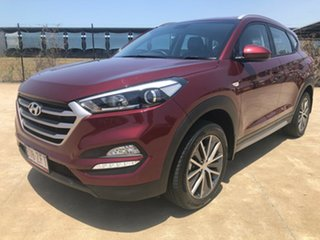 2017 Hyundai Tucson TL MY17 Active X 2WD Maroon 6 Speed Sports Automatic Wagon