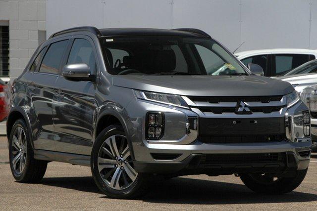 New Mitsubishi ASX XD MY21 Exceed 2WD Beaudesert, 2020 Mitsubishi ASX XD MY21 Exceed 2WD Titanium 1 Speed Constant Variable Wagon