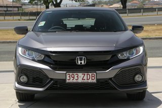 2019 Honda Civic 10th Gen MY19 50 Years Edition Modern Steel 1 Speed Constant Variable Hatchback