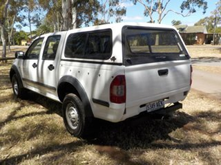2003 Holden Rodeo RA LX Crew Cab 4x2 4 Speed Automatic Utility