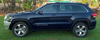 2013 Jeep Grand Cherokee WK MY2014 Limited Blue 8 Speed Sports Automatic Wagon