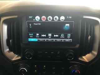 2019 Holden Colorado RG MY19 LTZ Pickup Crew Cab Silver 6 Speed Sports Automatic Utility
