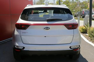2021 Kia Sportage QL MY21 SX 2WD Sparkling Silver 6 Speed Sports Automatic Wagon