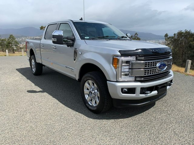 Used Ford F250  Platinum, 2019 Ford F250 (No Series) Platinum Silver 6 Speed Automatic Utility