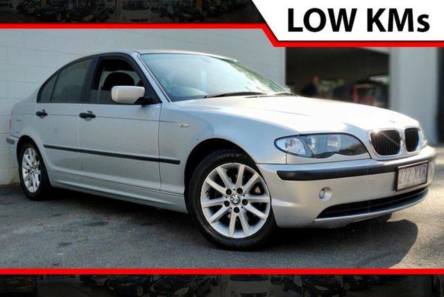 Used BMW 3 Series E46 MY2004 318i Steptronic Executive, 2004 BMW 3 Series E46 MY2004 318i Steptronic Executive Silver 5 Speed Sports Automatic Sedan