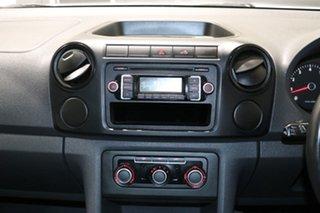 2013 Volkswagen Amarok 2H MY13 TSI300 (4x2) Silver 6 Speed Manual Dual Cab Utility