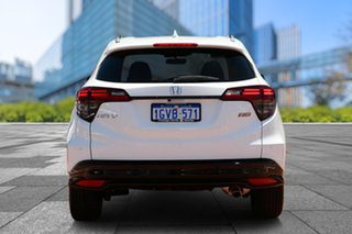 2019 Honda HR-V MY19 RS White Orchid 1 Speed Constant Variable Hatchback