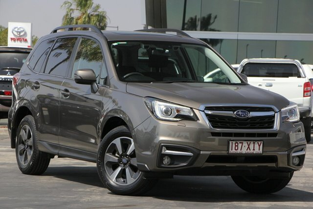 Used Subaru Forester S4 MY17 2.5i-L CVT AWD Special Edition, 2017 Subaru Forester S4 MY17 2.5i-L CVT AWD Special Edition Bronze 6 Speed Constant Variable Wagon