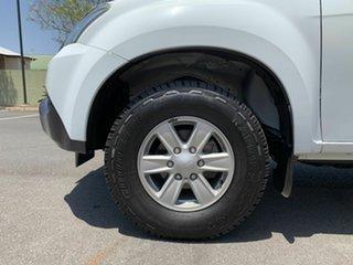 2014 Isuzu MU-X MY15 LS-M White 5 Speed Automatic Wagon