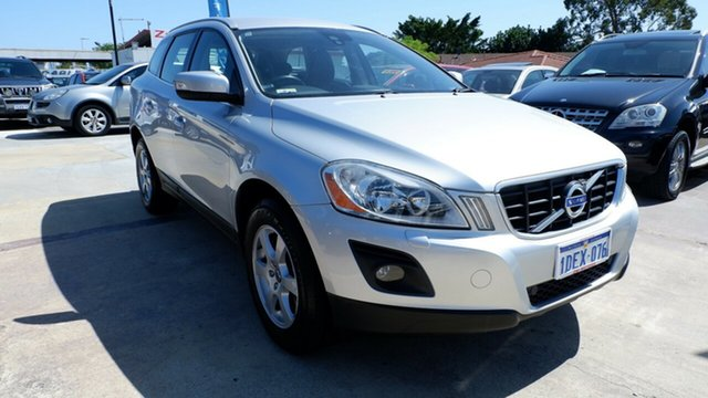 Used Volvo XC60 DZ MY10 D5 Geartronic AWD, 2010 Volvo XC60 DZ MY10 D5 Geartronic AWD Silver 6 Speed Sports Automatic Wagon