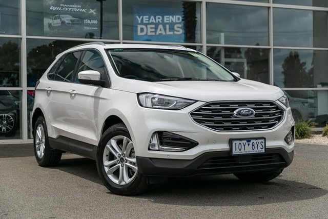 Demo Ford Endura  , 2019 Ford Endura White Platinum Wagon