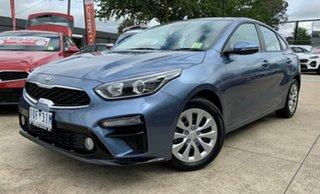 2019 Kia Cerato BD MY20 S Horizon Blue 6 Speed Sports Automatic Hatchback.