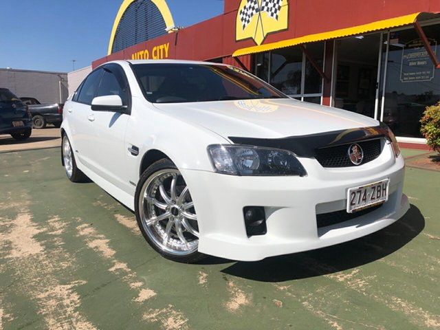 Used Holden Commodore VE MY09.5 SV6, 2009 Holden Commodore VE MY09.5 SV6 5 Speed Sports Automatic Sedan