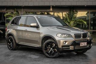 2007 BMW X5 E70 si Steptronic Gold 6 Speed Sports Automatic Wagon.
