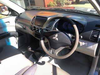 2009 Mitsubishi Triton ML MY09 GL 4x2 5 Speed Manual Cab Chassis
