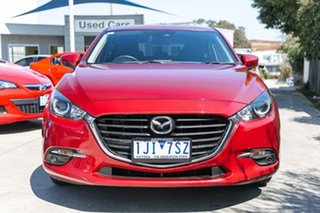 2016 Mazda 3 BN5478 Maxx SKYACTIV-Drive Red 6 Speed Sports Automatic Hatchback