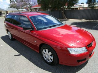 2006 Holden Commodore VZ Executive 4 Speed Automatic Wagon.