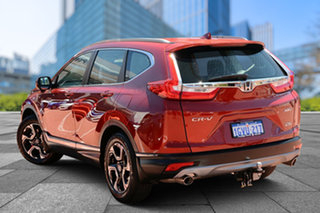 2019 Honda CR-V RW MY19 VTi-S 4WD Passione Red 1 Speed Constant Variable Wagon.