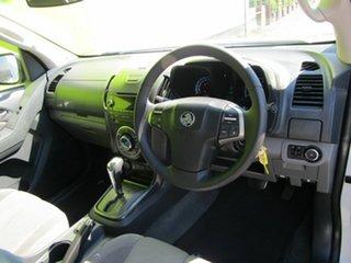 2013 Holden Colorado RG LTZ (4x4) White 6 Speed Automatic Crew Cab Pickup