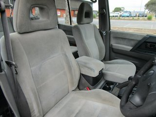 2002 Mitsubishi Pajero NM GLS LWB (4x4) 5 Speed Auto Sports Mode Wagon